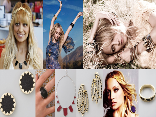 house of harlow by nicole richie jewelry collage