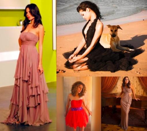 Yasmine Yeya Couture Dresses