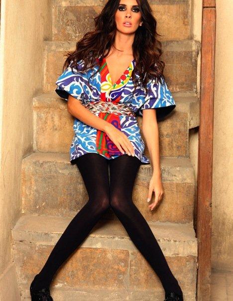 Amina K Fall 09 Double-sided Kheima Abaya