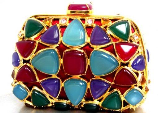 Dior Boxy Clutch