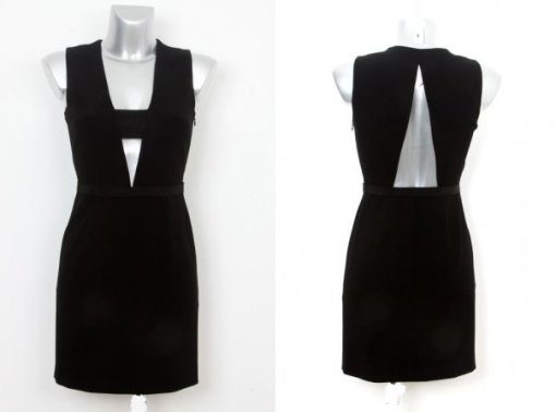 Euphoria Cut Out Dress