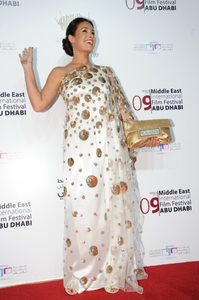 Hend Sabry @ Middle East International Film Festival