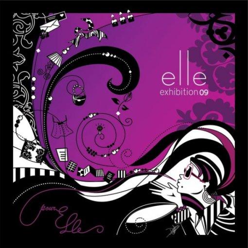 Elle Exhibition Logo