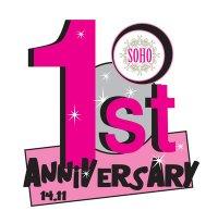 Soho 1st Anniversary